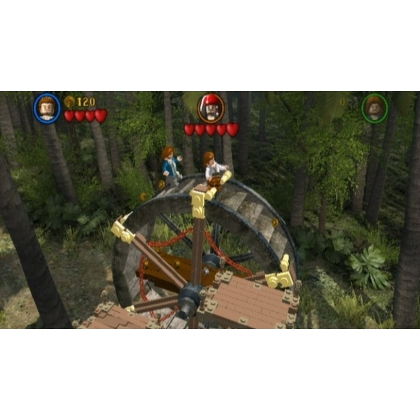 lego pirates of the caribbean xbox 360 review