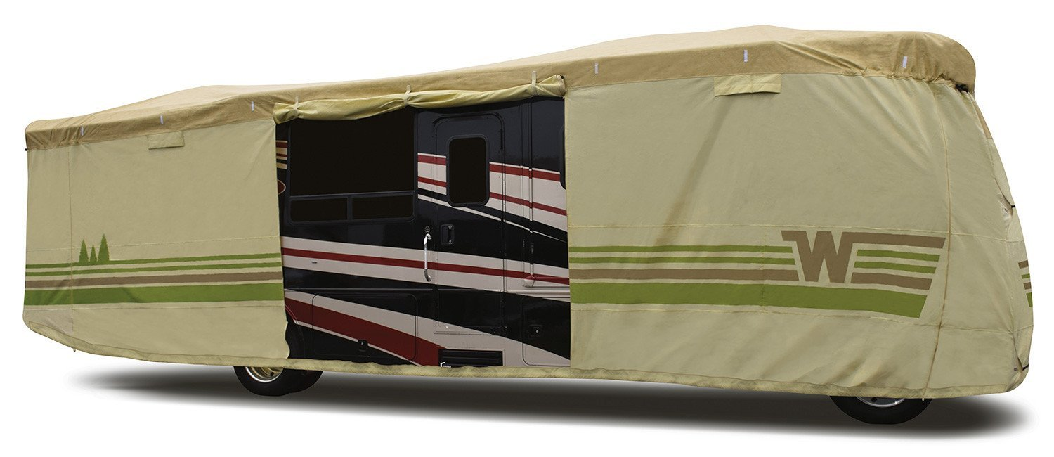 class c rv covers reviews