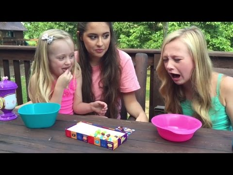 princess toy review bean boozled