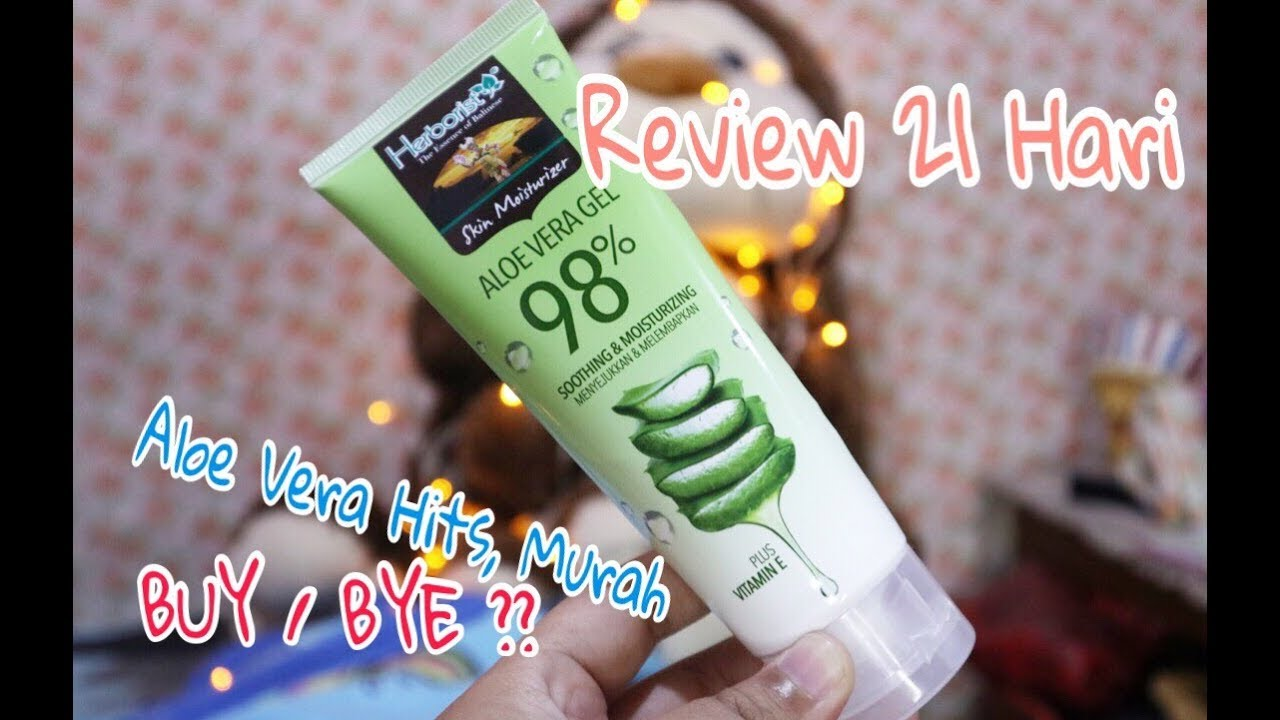 aloe vera for pigmentation reviews