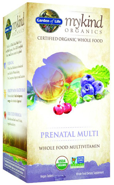 garden of life prenatal multi reviews
