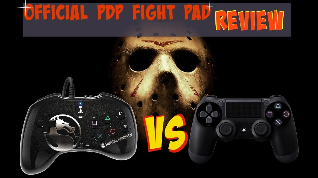 mortal kombat fight pad review
