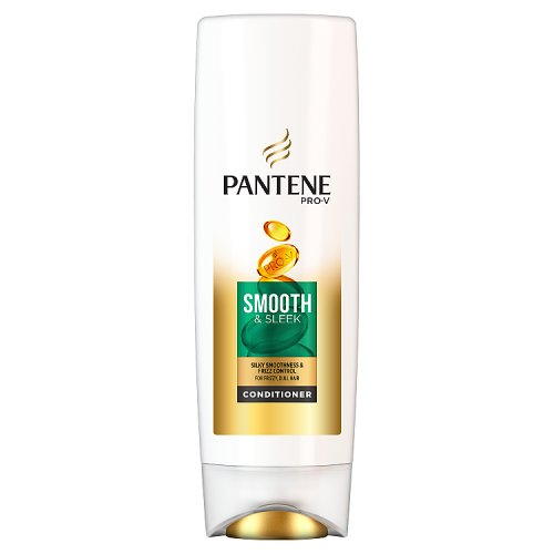 pantene smooth and sleek shampoo review