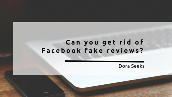can you remove a bad facebook review