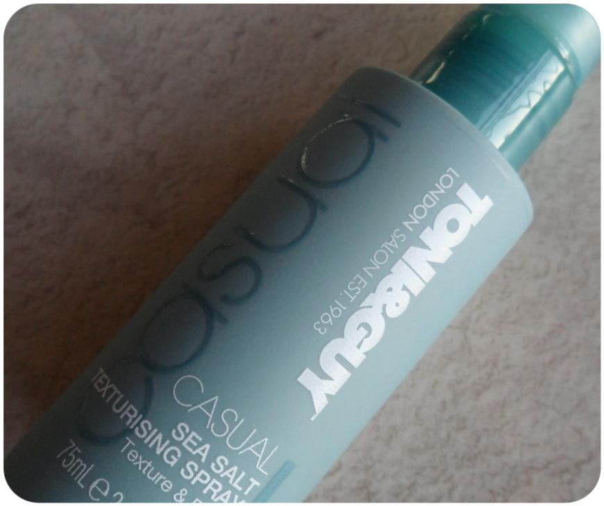 toni and guy casual rough texturiser review