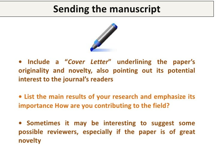 how to write a review paper for publication