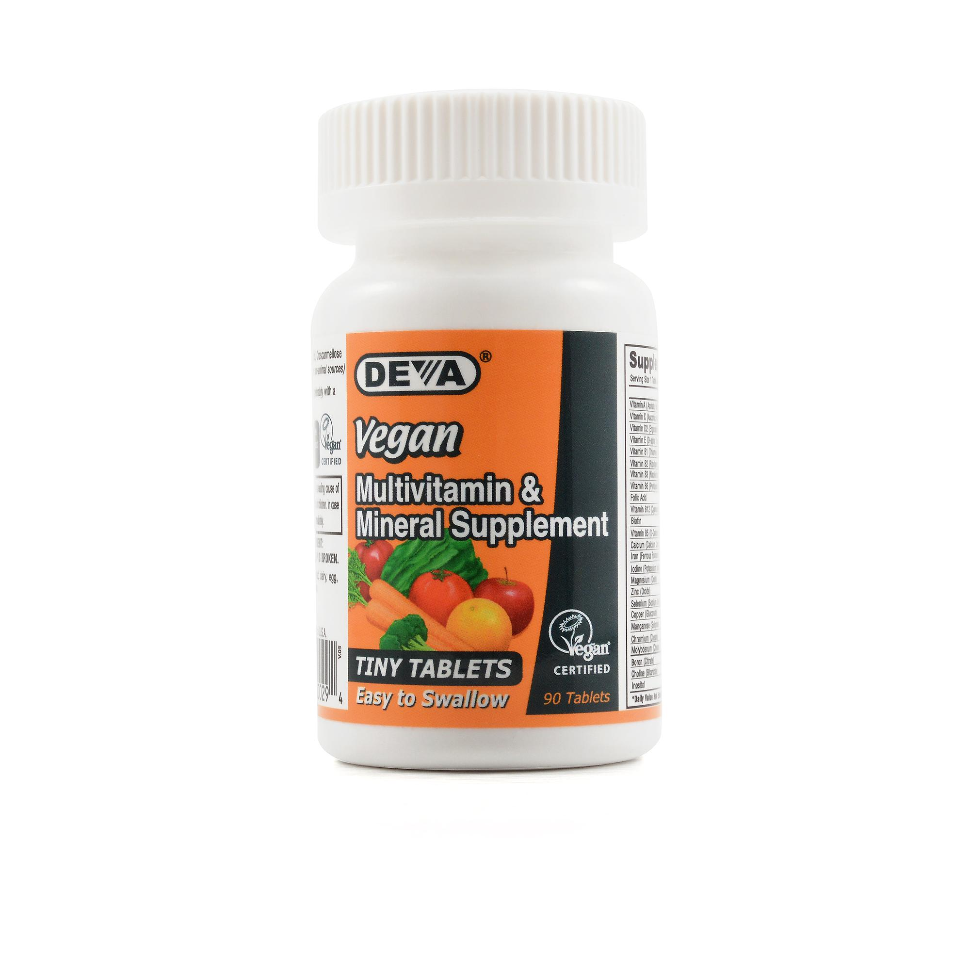deva vegan prenatal vitamins reviews