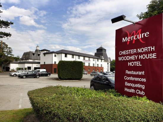 mercure chester north woodhey house hotel reviews