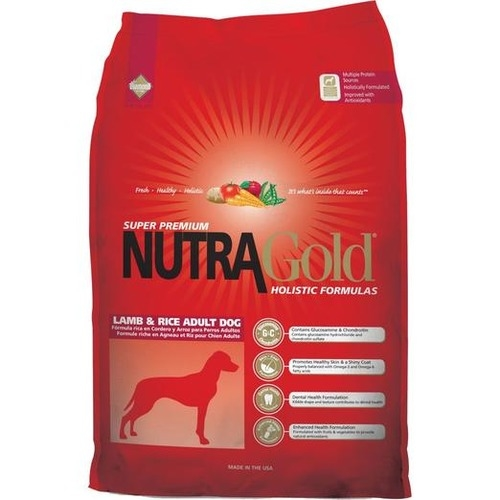 nutra gold dog food review