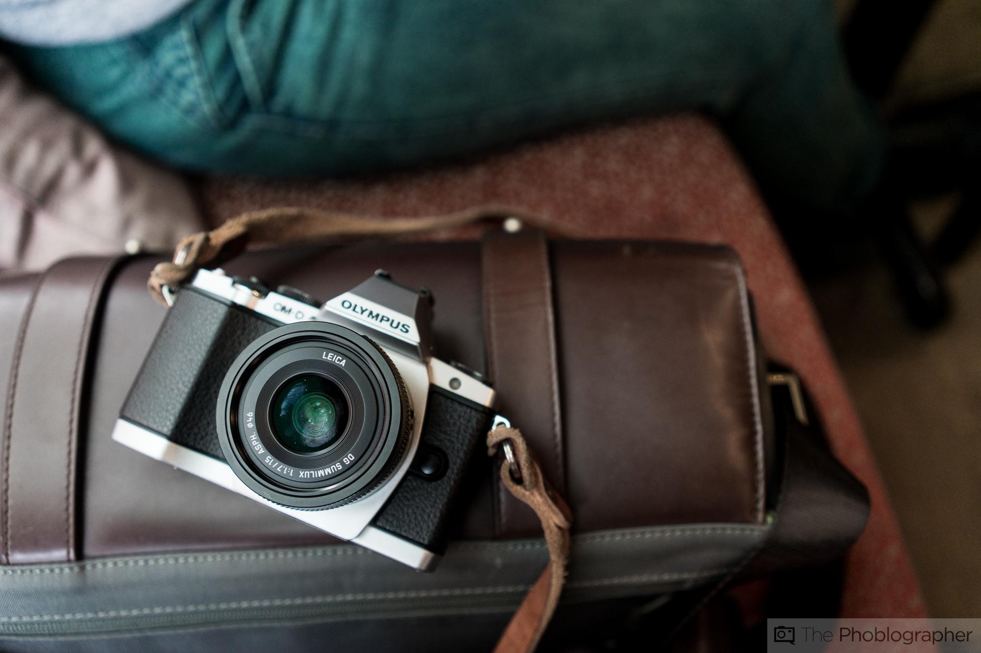panasonic 20mm f1 7 review