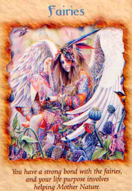 angel therapy oracle cards review