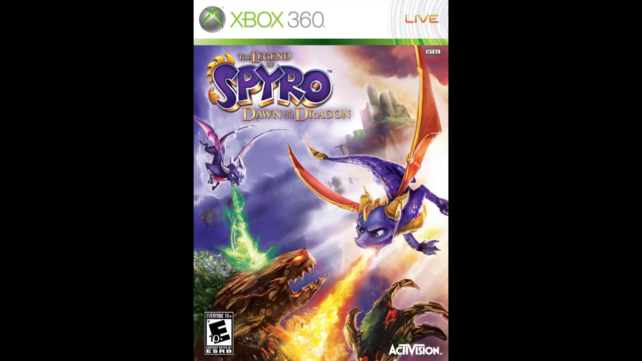 the legend of spyro review
