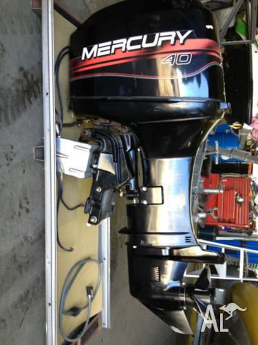 mercury 40 hp 2 stroke review