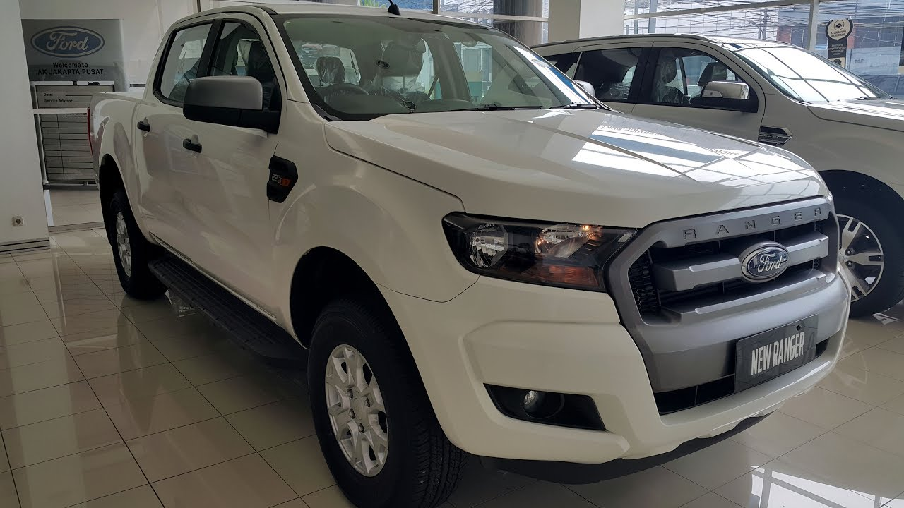 2017 ford ranger xls review