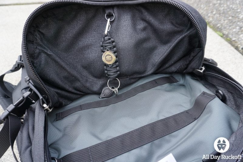 tom bihn brain bag review