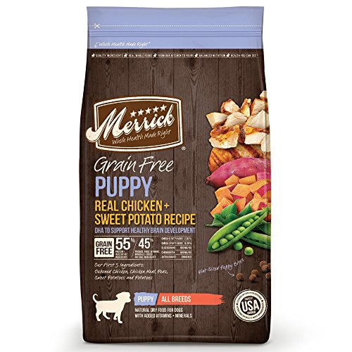 merrick dry dog food reviews