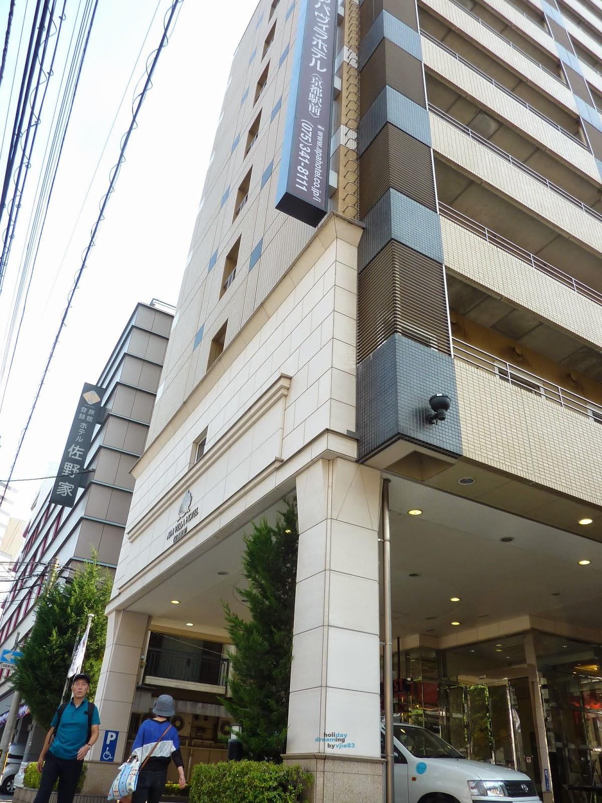 apa villa hotel kyoto ekimae review