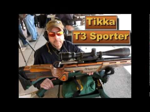 tikka t3 sporter 223 review