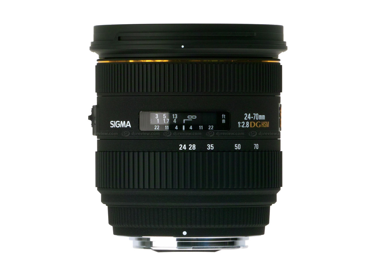 sigma 24 70mm f2 8 ex dg review