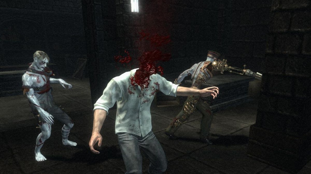 rise of nightmares kinect review