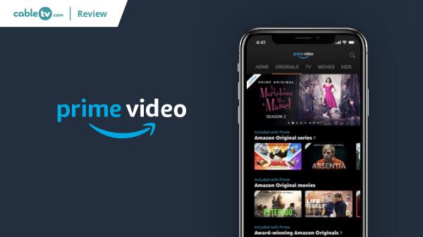 amazon prime video review australia
