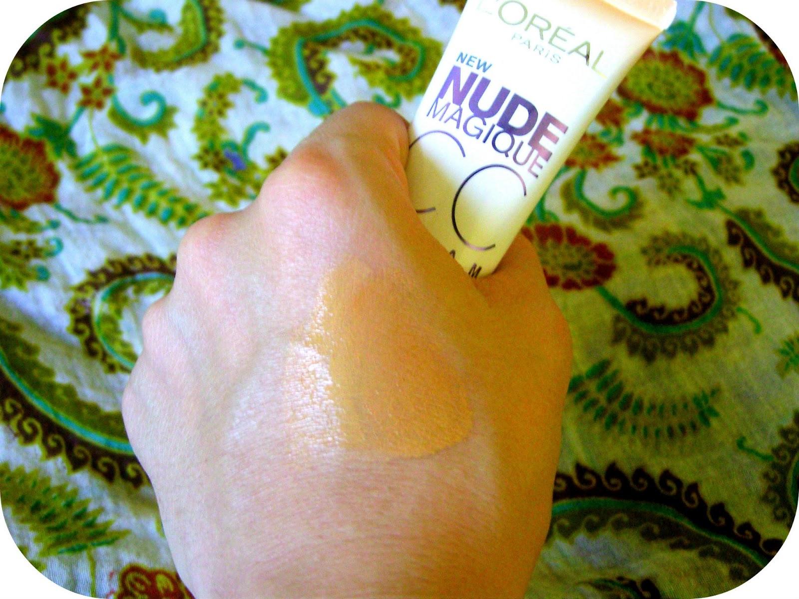 l oreal cc cream anti fatigue review