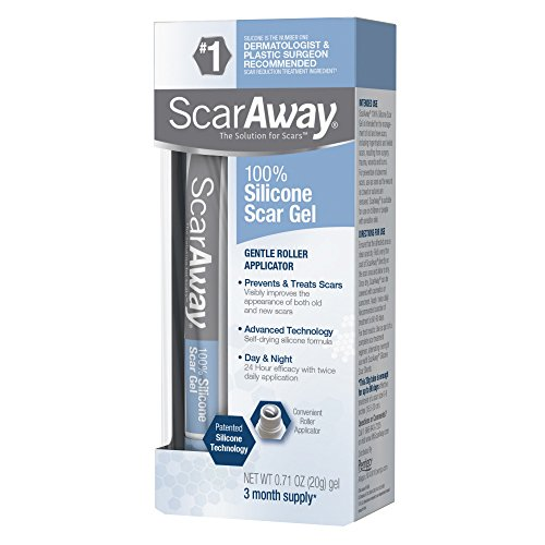 new gel scar treatment reviews