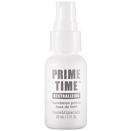 prime time neutralizing foundation primer review