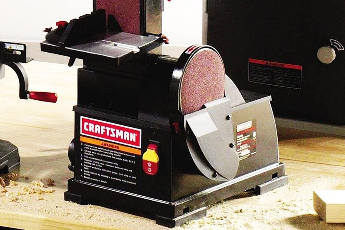 best belt disc sander review