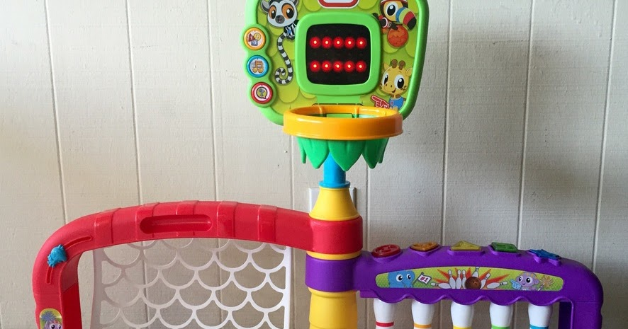 little tikes 3 in 1 sports zone review