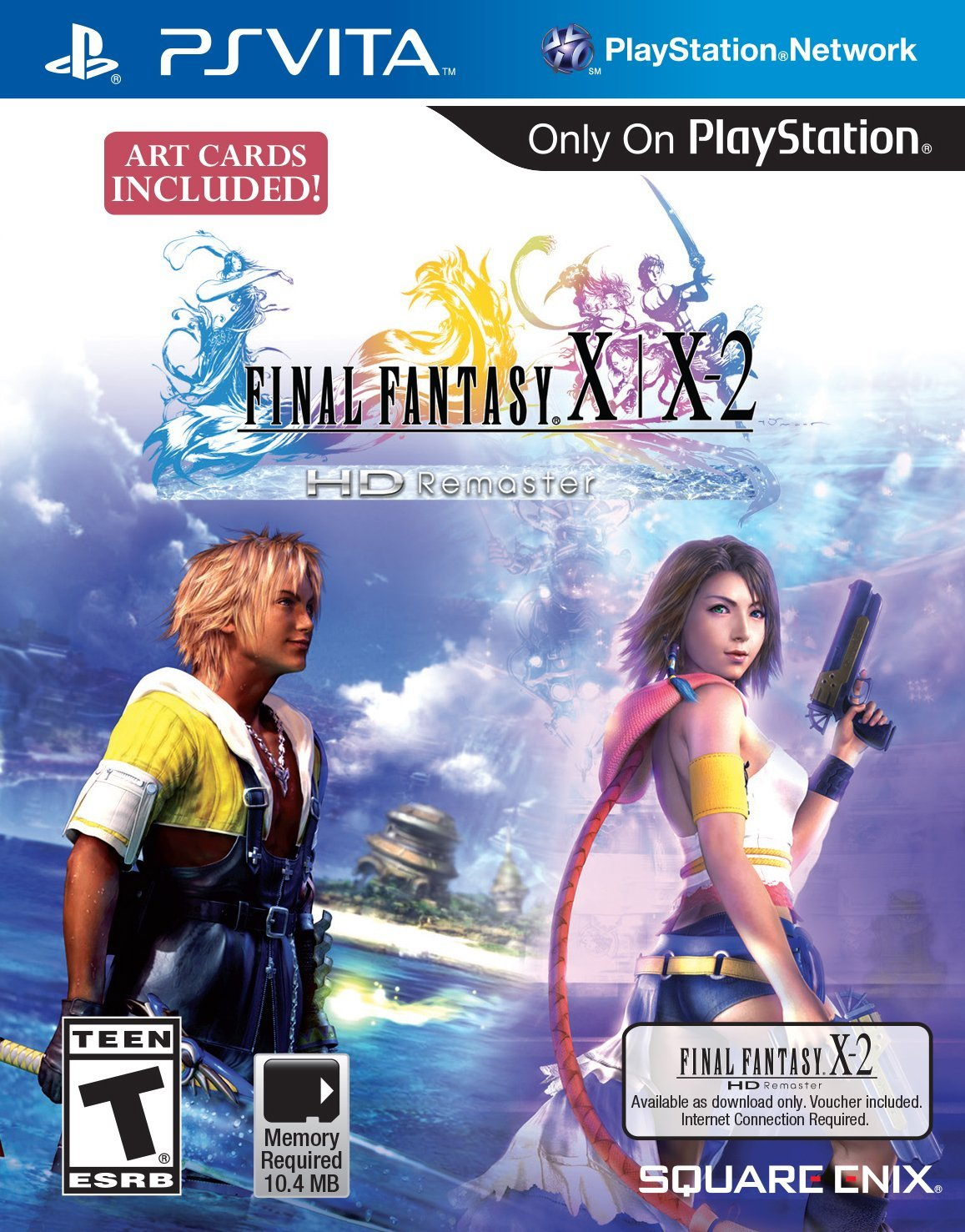 final fantasy x ps vita review