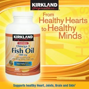fish oil for depression reviews