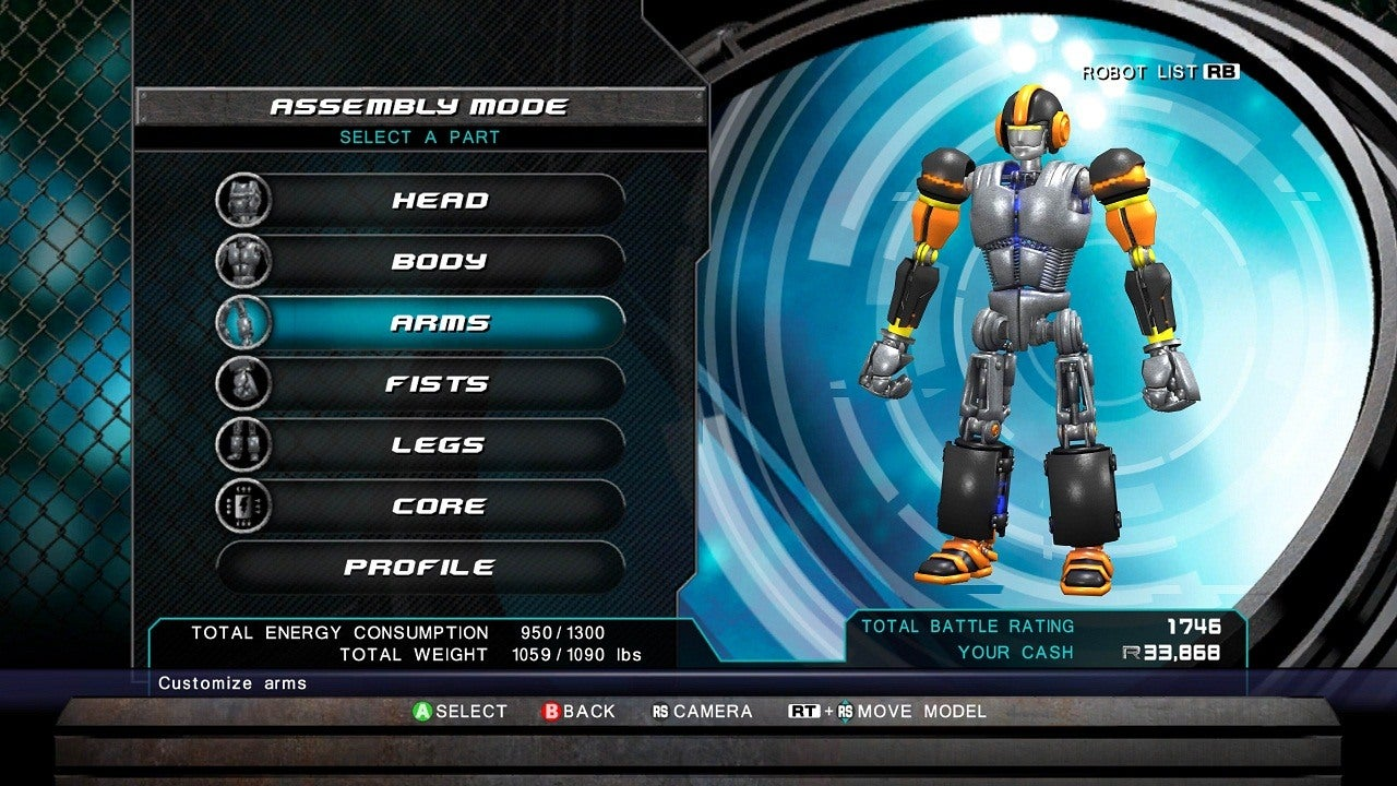 real steel game ps3 review
