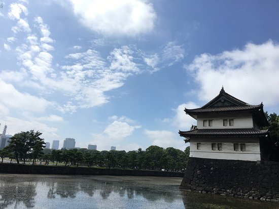 imperial palace tour tokyo review