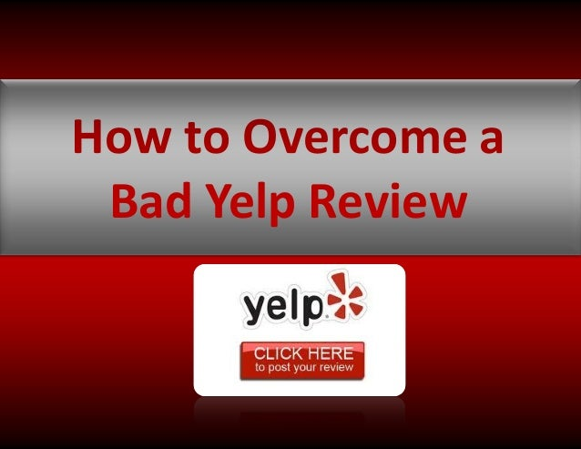 how to leave a yelp review