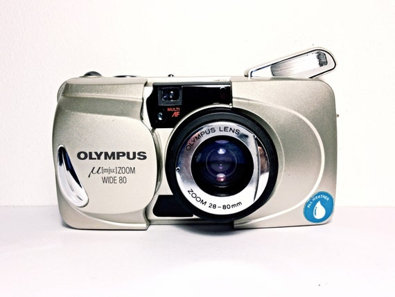 olympus stylus epic zoom 80 review