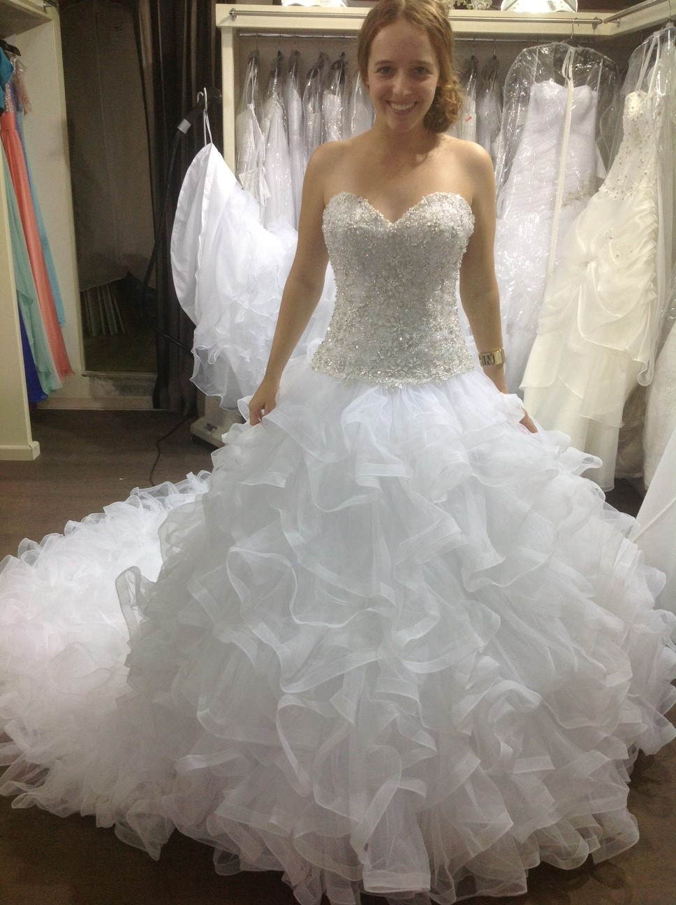 wedding dress alterations perth reviews