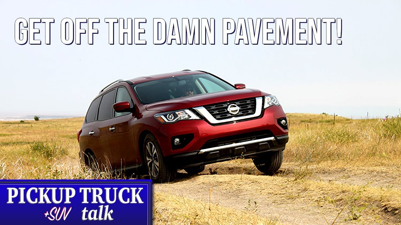 2012 nissan pathfinder off road review