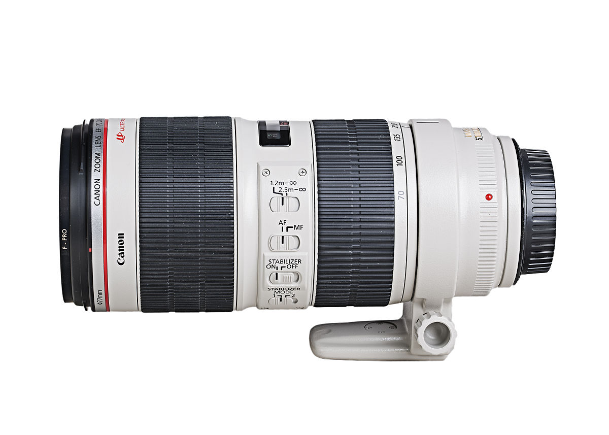 canon 70 200 2.8 review