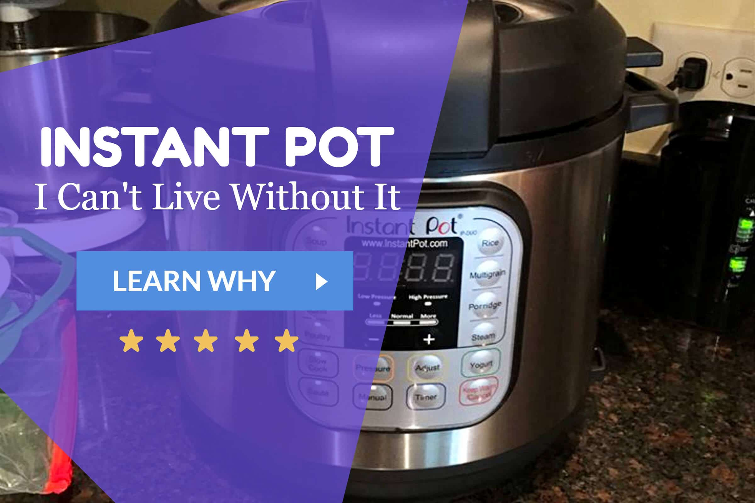 instant pot ip duo60 review