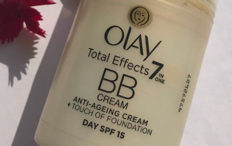 olay total effects bb cream review