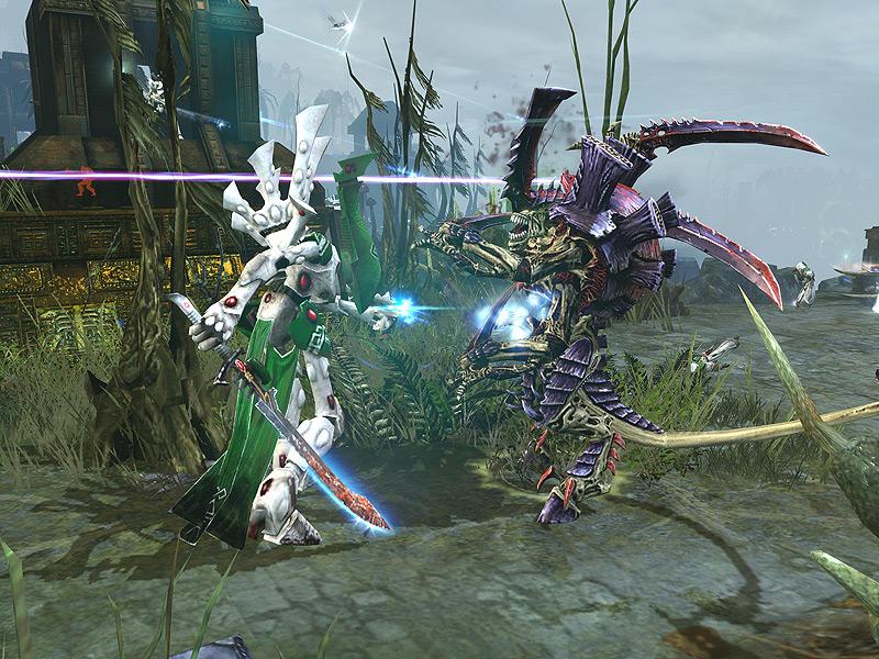 warhammer 40k dawn of war 2 review
