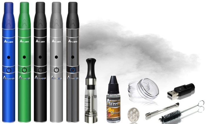 atmos dry herb vaporizer review