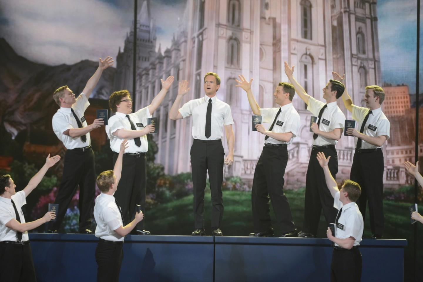 book of mormon review melbourne