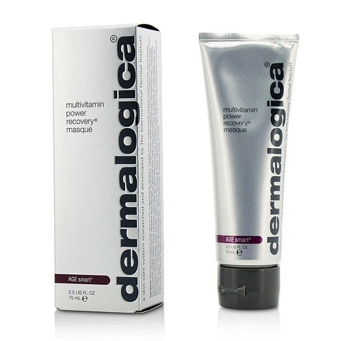 multivitamin recovery masque dermalogica review