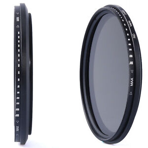 fader variable nd filter review