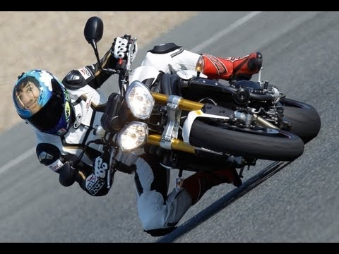 2012 triumph speed triple review