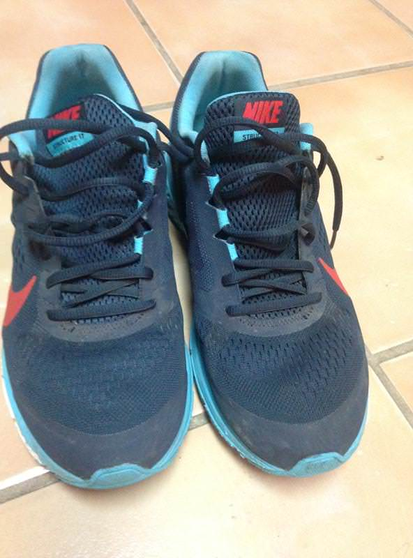 nike zoom structure 17 review