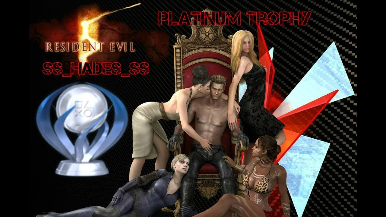 resident evil 5 review ps4