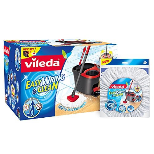 vileda easy wring and clean review